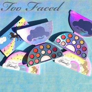 Too Faced Life Festival Unicorn Palette Eyeshadow